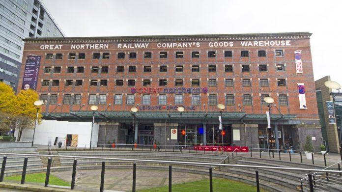 Great Northern Warehouse Lane7 expansion