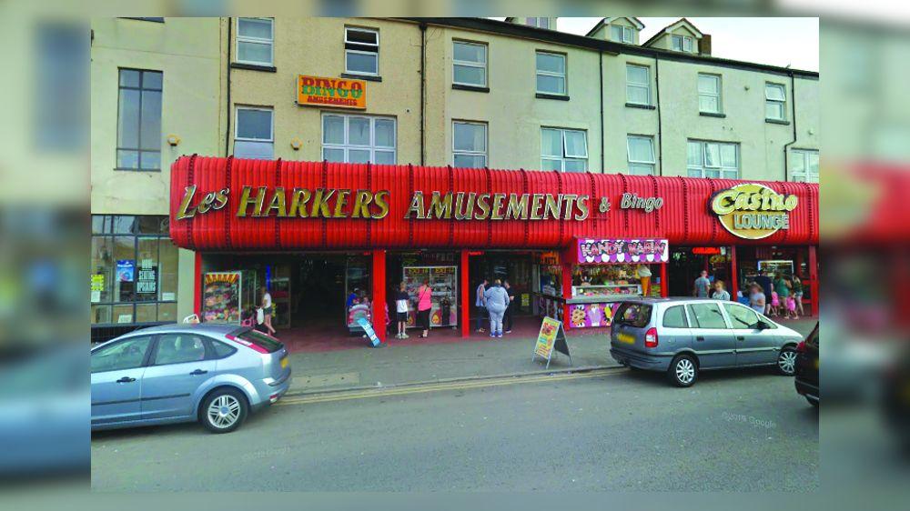 Harkers Amusements Craig Harker