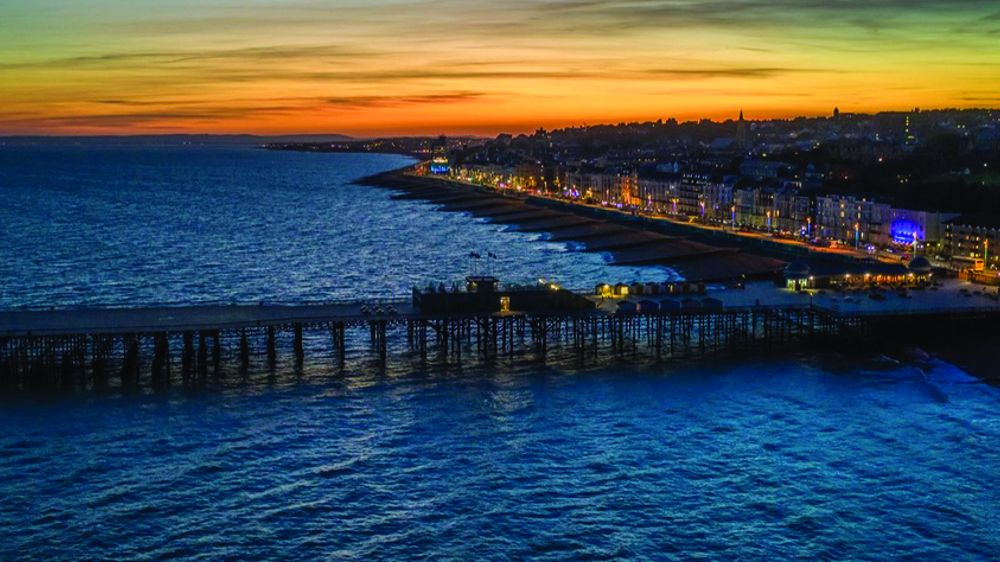 Hastings Pier possibly for sale