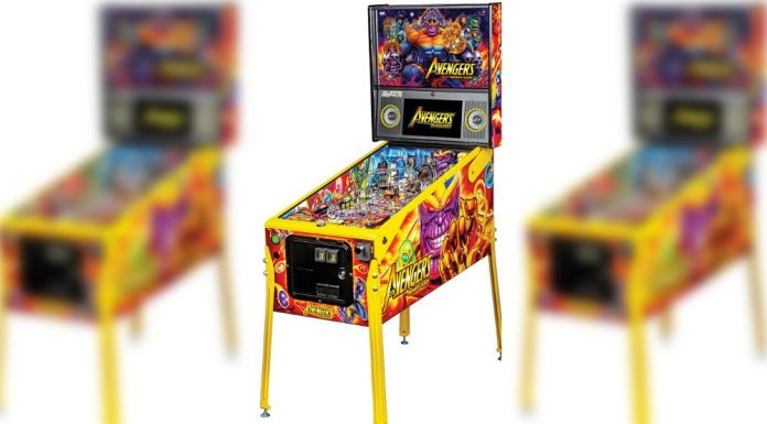 Marvel Avengers Infinity Quest Stern Pinball