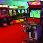Retro arcade covid-19 closure