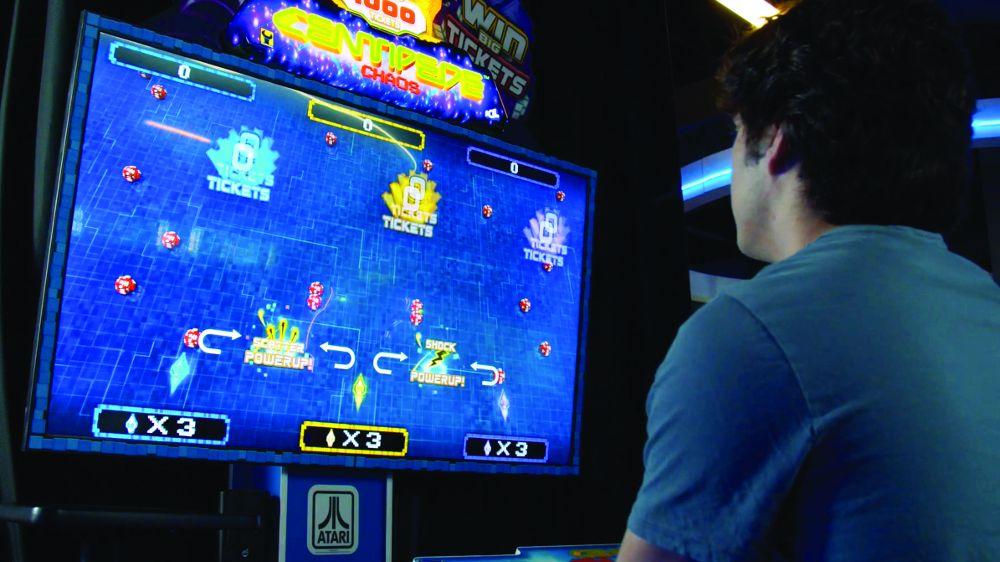 Sega Centipede Chaos