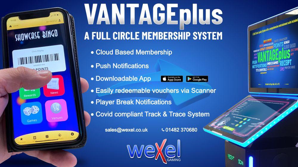 VANTAGEplus Wexel Gaming