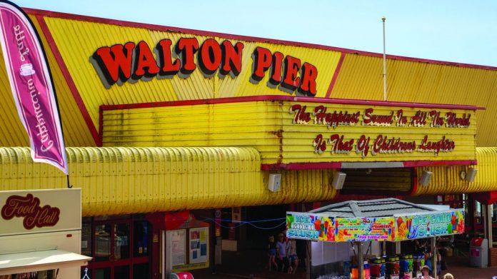 Walton Pier postpones free ride weekend