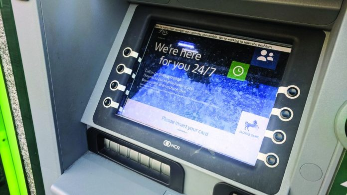 ATM use cash withdrawals