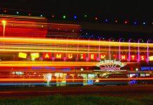 Blackpool Illuminations switch off lockdown
