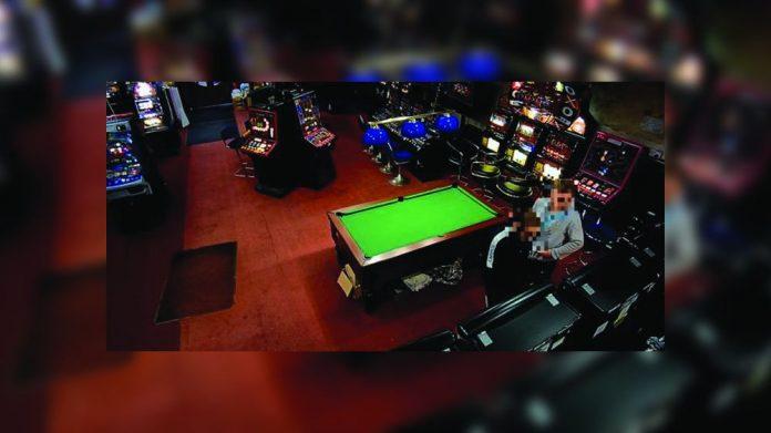 Bridlington suspected arcade thieves Roxy Amusements