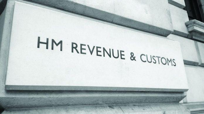 HMRC Gambling income statistics