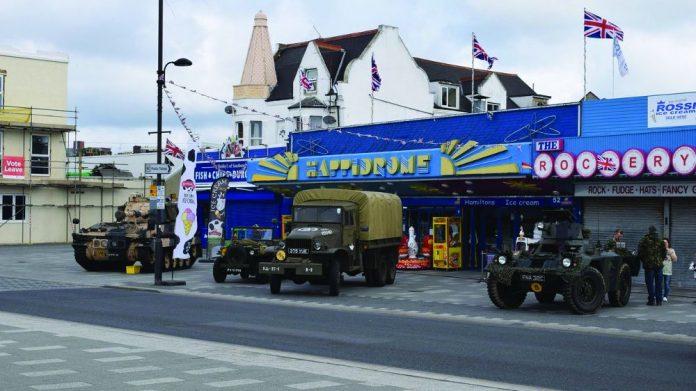 Happidrome Arcade Martin Richardson Southend-on-Sea