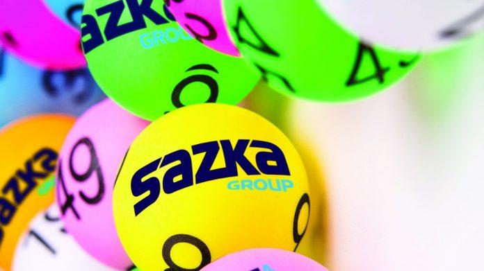 National Lottery licence Sazka Group
