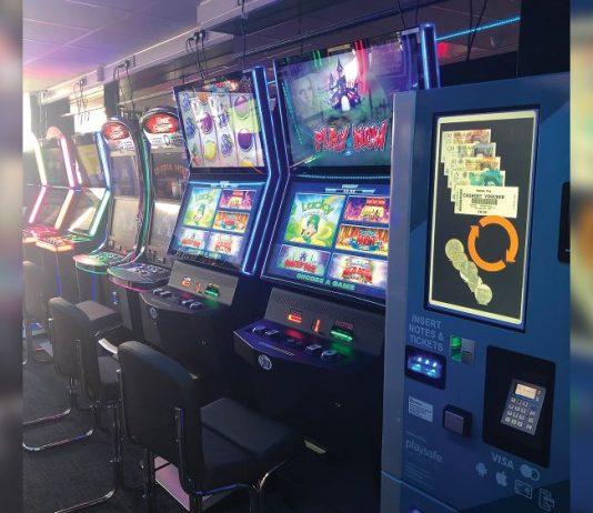 Playsafe Systems Reels Casino Slots TiTO