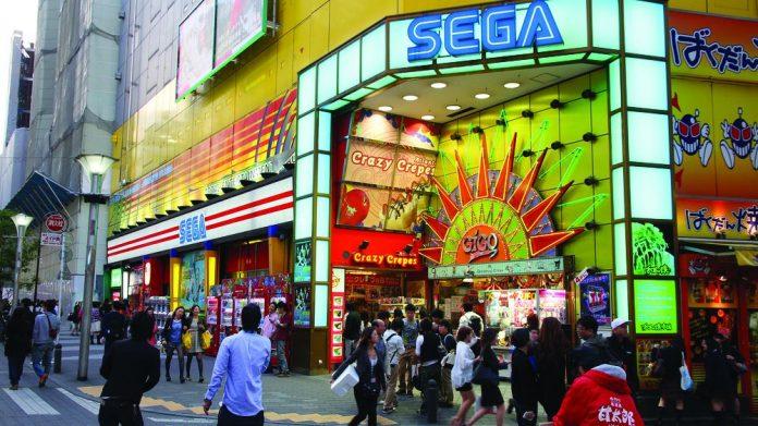Sega UK unaffected by Japan arcade sale
