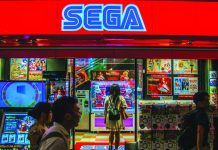 Sega sells majority stake in Japanese arcades