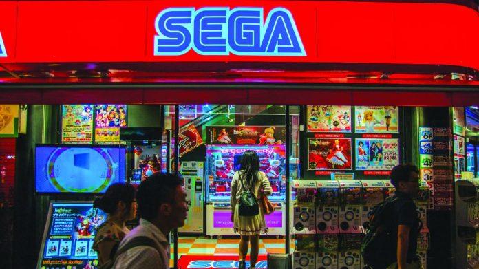 Sega sells majority stake in Japanese arcades