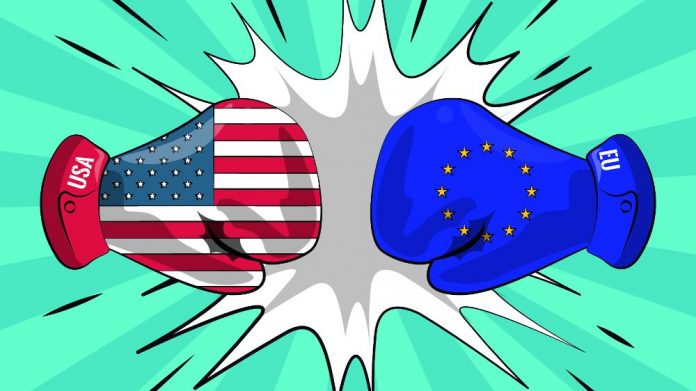 Trade war dispute