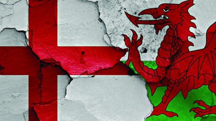 lockdown restrictions England Wales Scotland