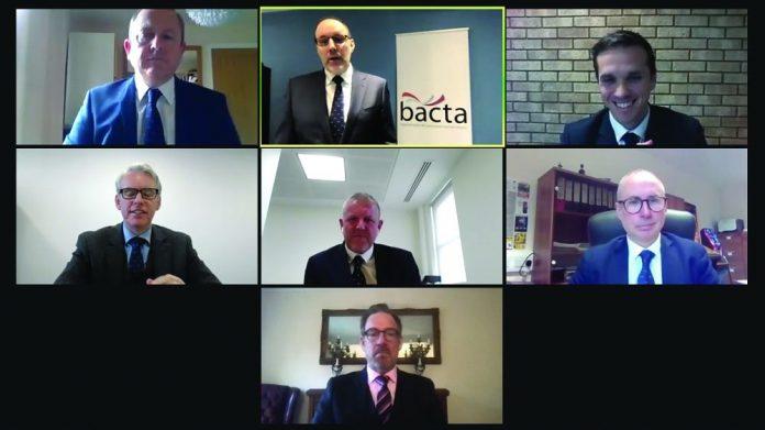 Bacta AGM Convention online
