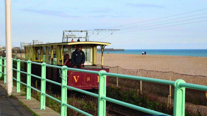 Brighton Heritage Railway plan Volk's Electric Railway
