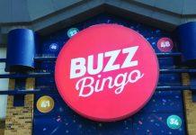Buzz Bingo buoyant