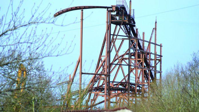 Camelot Theme Park demolished