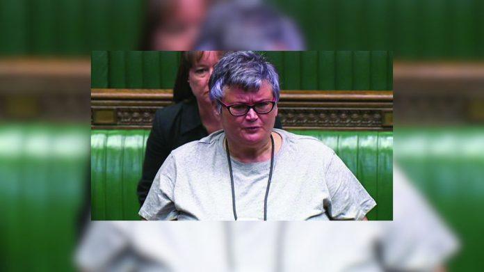 Carolyn Harris MP Parliament Gambling Related Harm gambling review