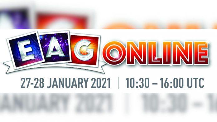 EAG Online 2021 registration