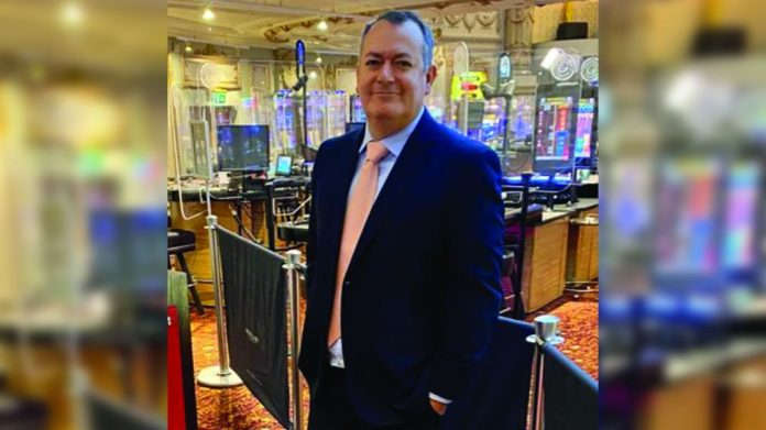 Michael Dugher Betting and Gaming Council
