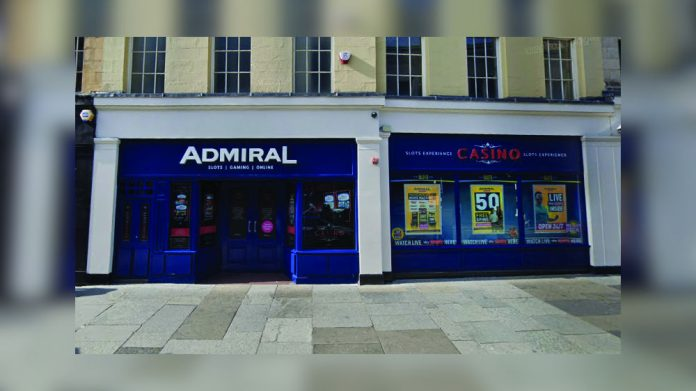 Newcastle Admiral robbed