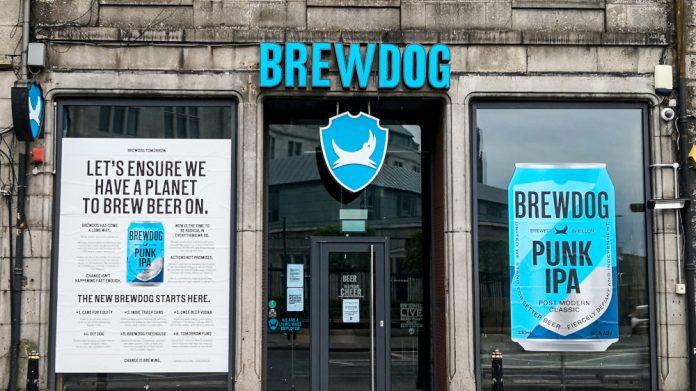 BrewDog vaccination centre offer