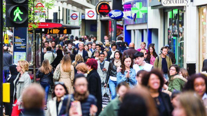 Busy Street CBI economy