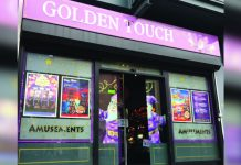 Golden Touch Amusements Neil Finch Jason Frost AGCs