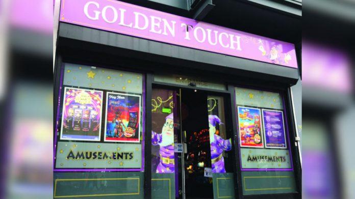 Golden Touch Amusements Neil Finch Jason Frost AGCs