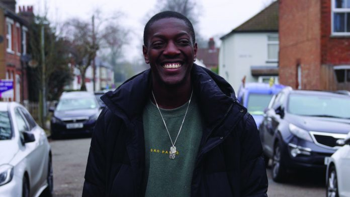 Marvin Sordell YGAM