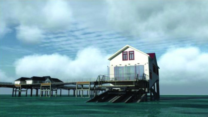 Mumbles Pier new restaurant cafe application granted