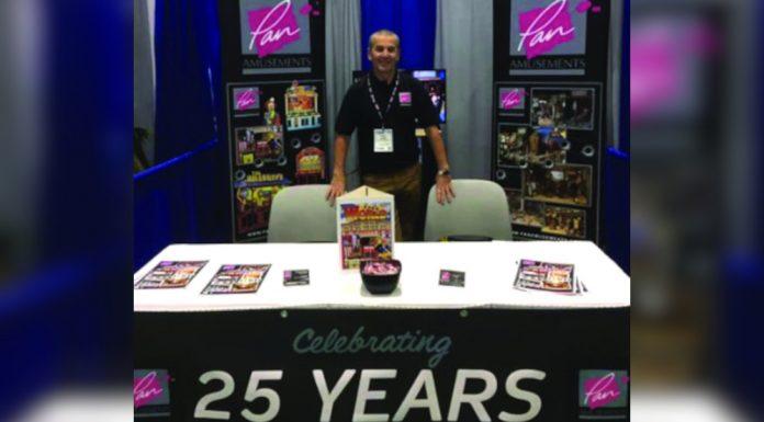 Pan Amusements Paul Whittaker Retires