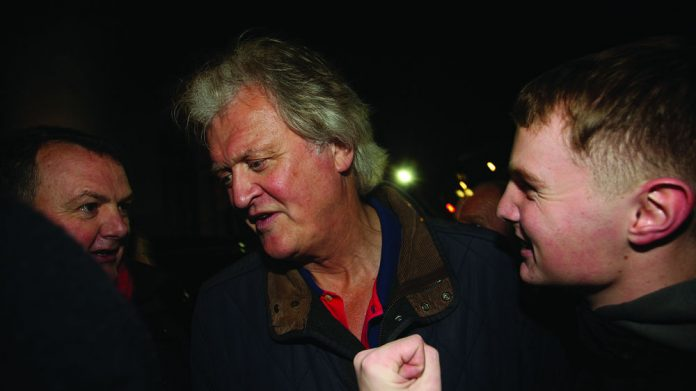 Tim Martin Wetherspoons Sweden without draconian restrictions
