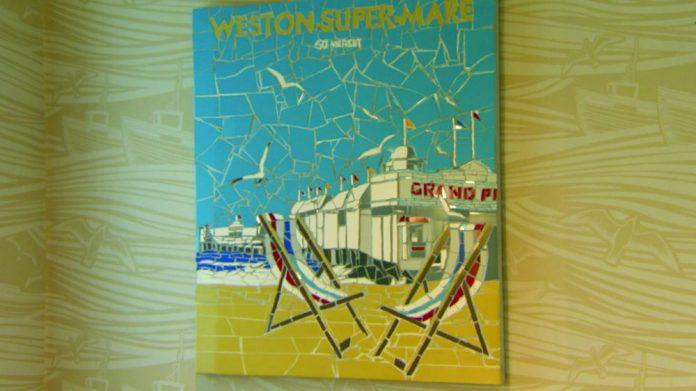 Weston Pier Mosaic DIY SOS