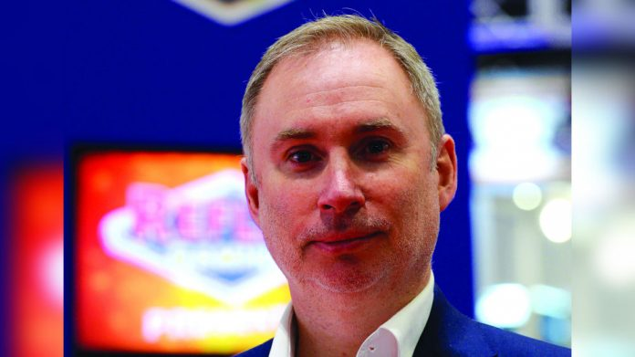 Quentin Stott Reflex Gaming business support grant supply chain