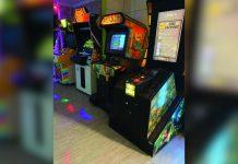 Arcade Warehouse Lincoln