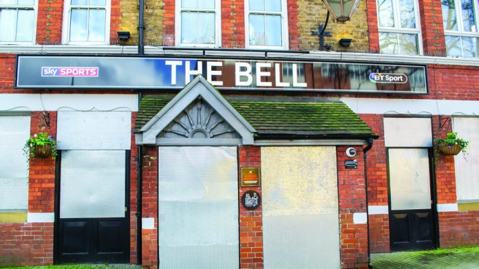 BBPA Pubs reopening