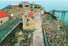 Birnbeck Pier new twist