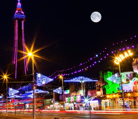 Blackpool Illuminations extended 2021