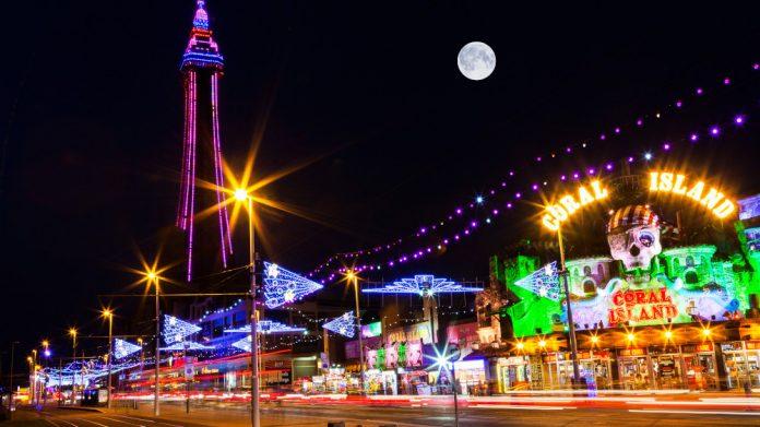 Blackpool Illuminations extended 2021