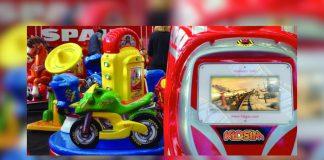 Falgas falls into insolvency childrens rides