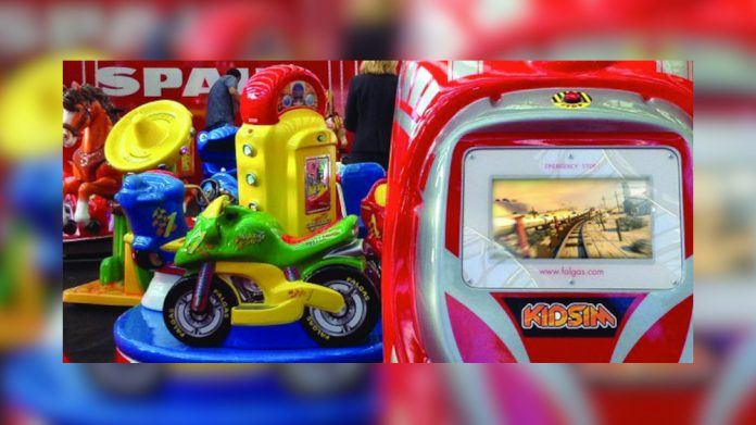 Falgas falls into insolvency childrens rides