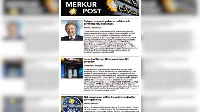 Merkur Post