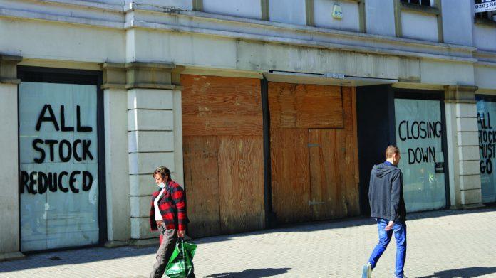 Retail High Street closures
