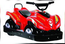 World of Rides Lifeguard Battery operated rides