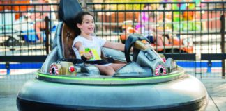 World of Rides staycation boost