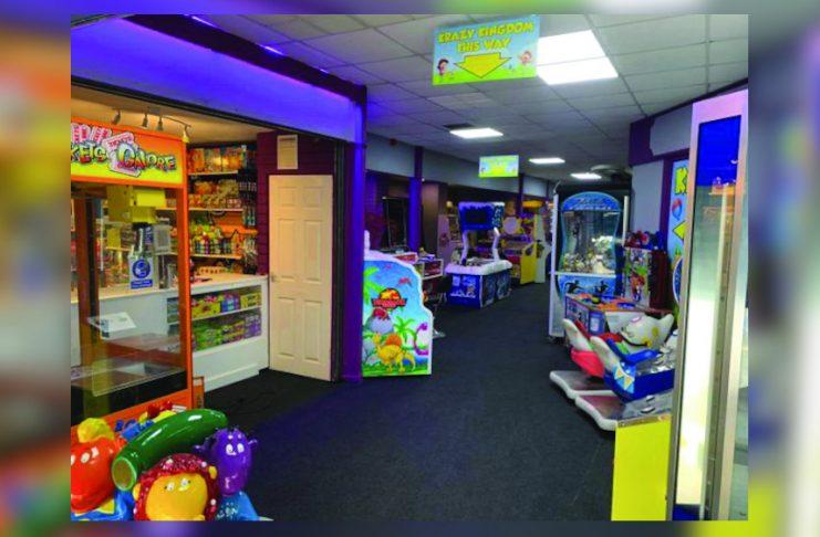 Blackpool Fun Zone FEC